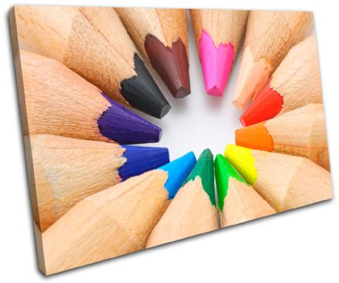 Coloured Pencils For Kids Room - 13-1566(00B)-SG32-LO